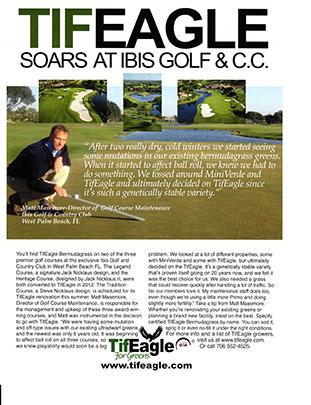 TifEagle at Ibis Golf & CC